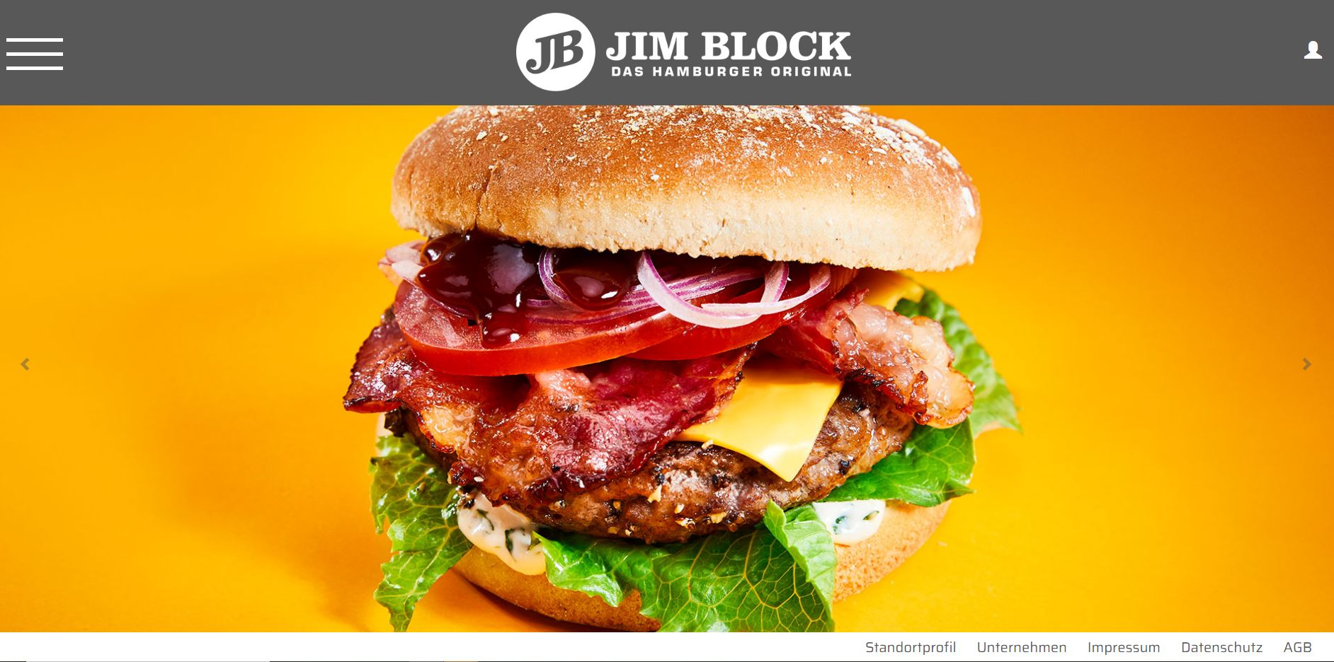 Jim Block Burger
